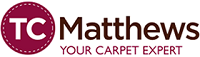 TC Matthews Carpets Limited Logo