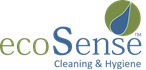 ecosense cleaning logo