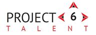 Project6 Talent logo