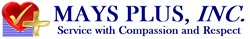 May's Plus, Inc. Logo